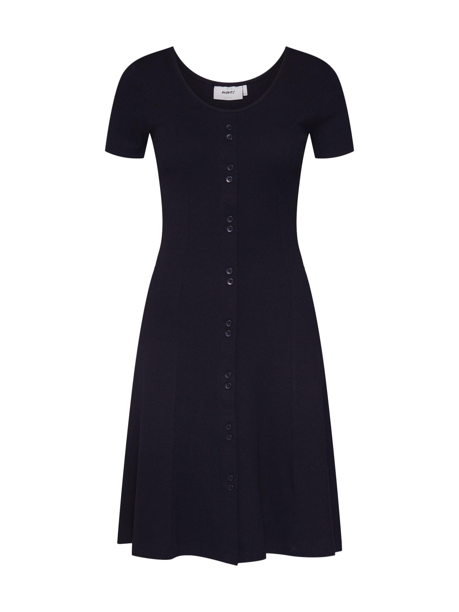 Šaty ilva 1368 černá Moves