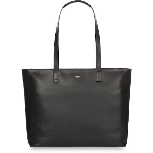 Shopper für Frauen - KNOMO Shopper 'Mayfair Luxe' schwarz  - Onlineshop ABOUT YOU