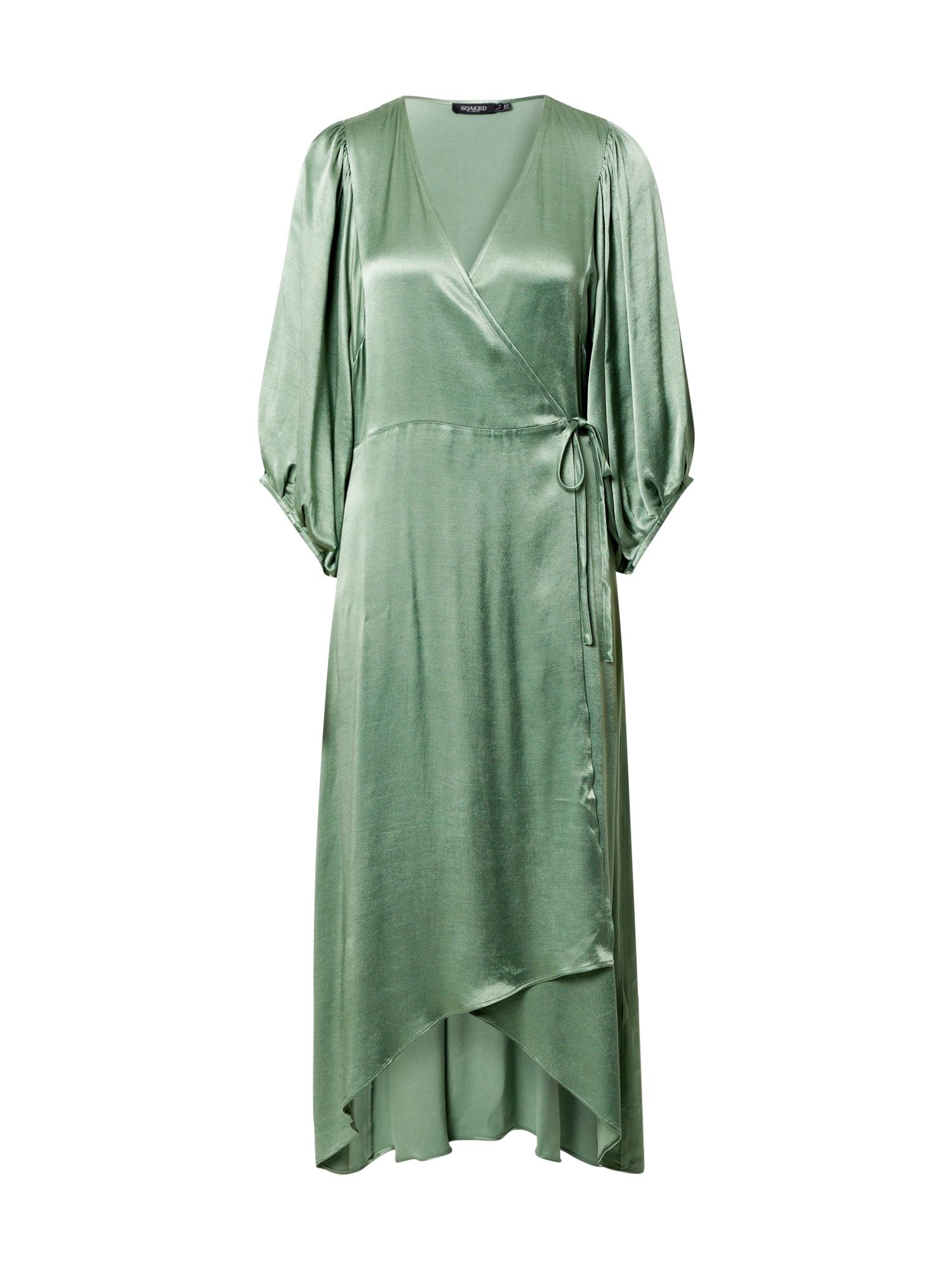 SOAKED IN LUXURY Kokteilinė suknelė