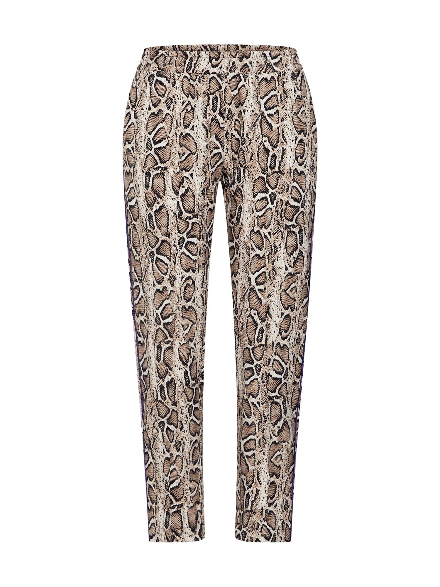 Kalhoty LG006170 béžová Liebesglück
