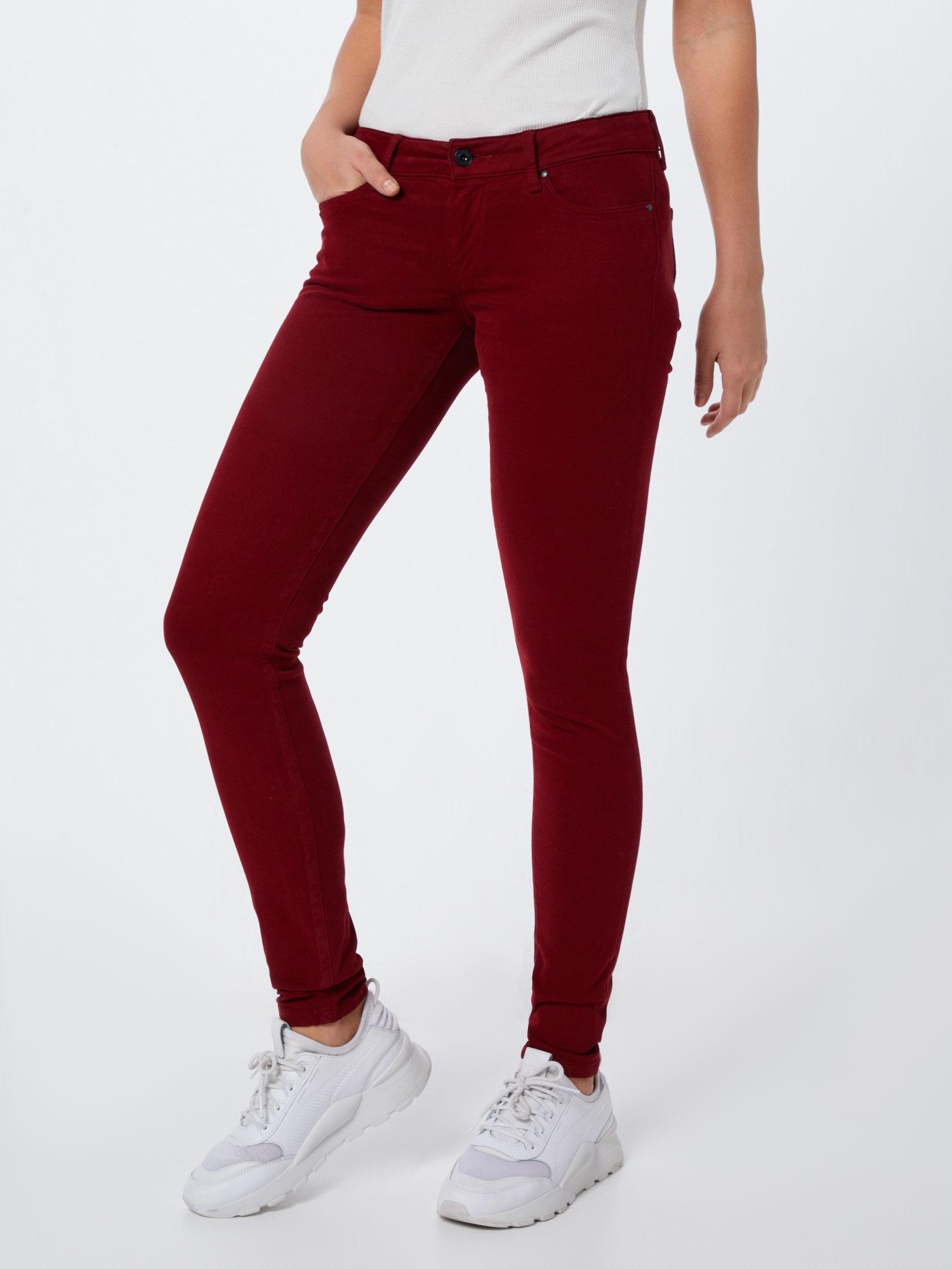 Pepe Jeans Jeans 'Soho'  röd