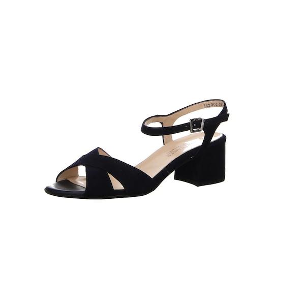 Sandalen für Frauen - PETER KAISER Sandaletten ultramarinblau  - Onlineshop ABOUT YOU