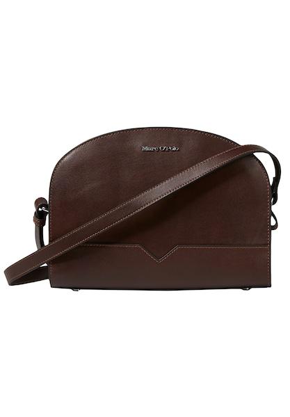 Schultertaschen für Frauen - Marc O'Polo Crossbody Bag 'Hailey' kastanienbraun  - Onlineshop ABOUT YOU