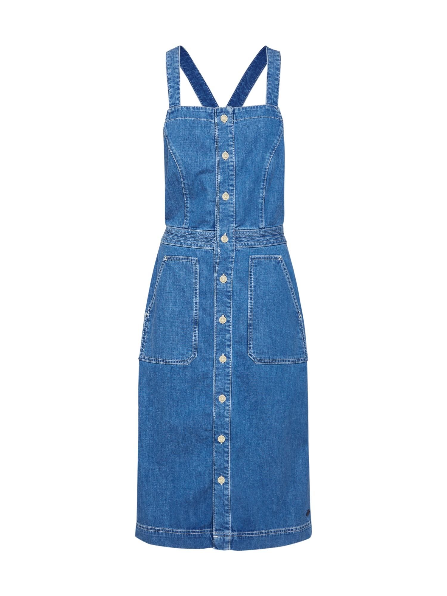Pepe Jeans Suknelė 'Jenny' tamsiai (džinso) mėlyna