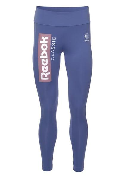Hosen für Frauen - Leggings › Reebok Classic › pastelllila  - Onlineshop ABOUT YOU