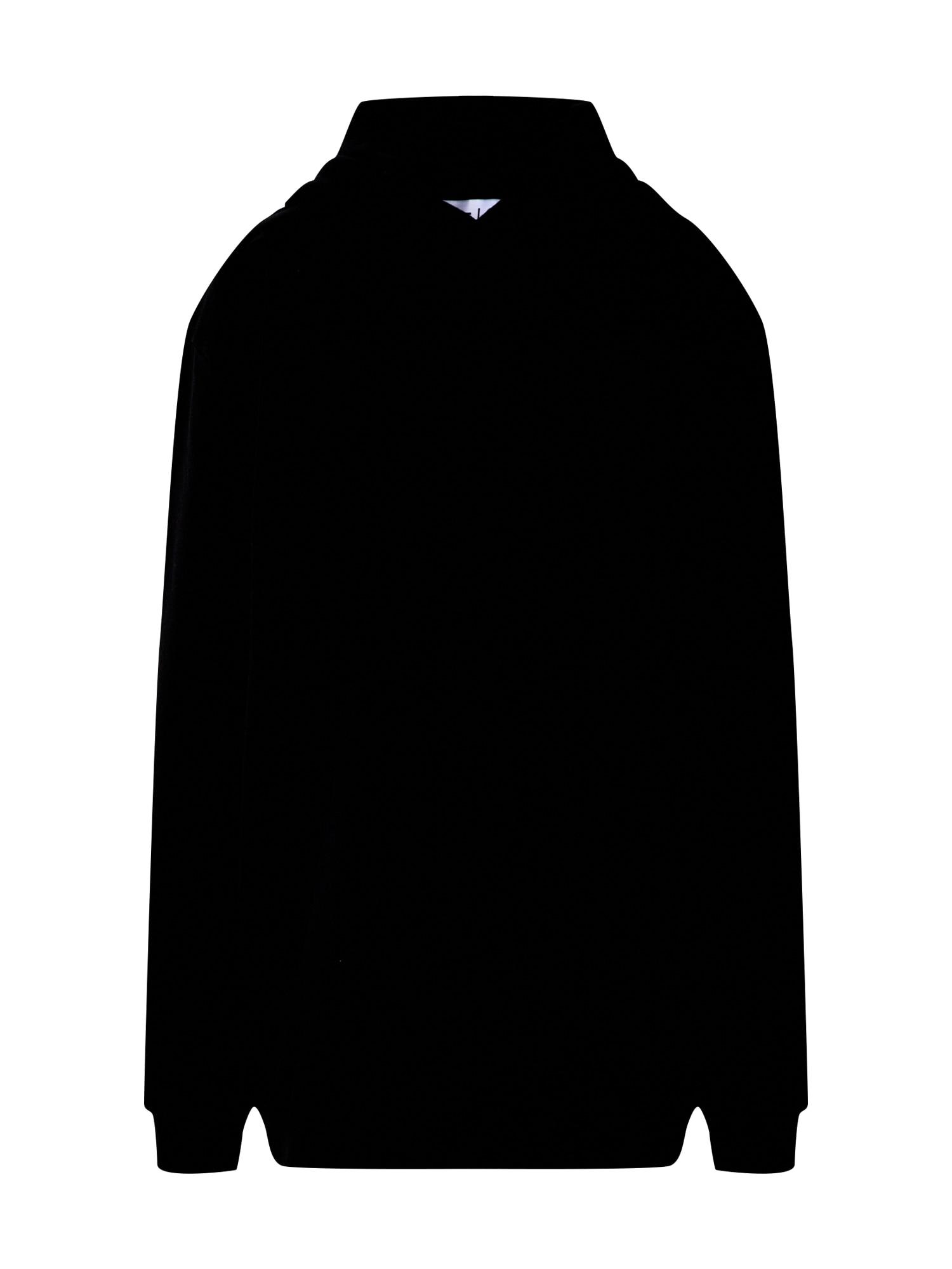 NU-IN Mikina  černá
