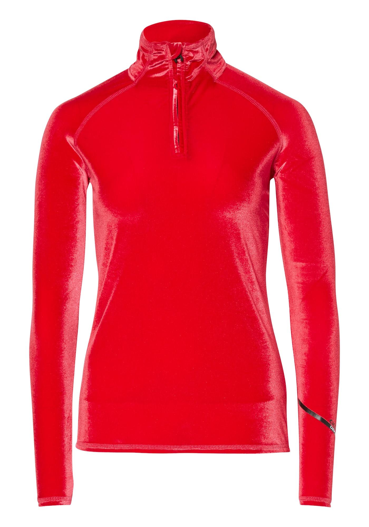 CHIEMSEE Sportiniai marškinėliai raudona