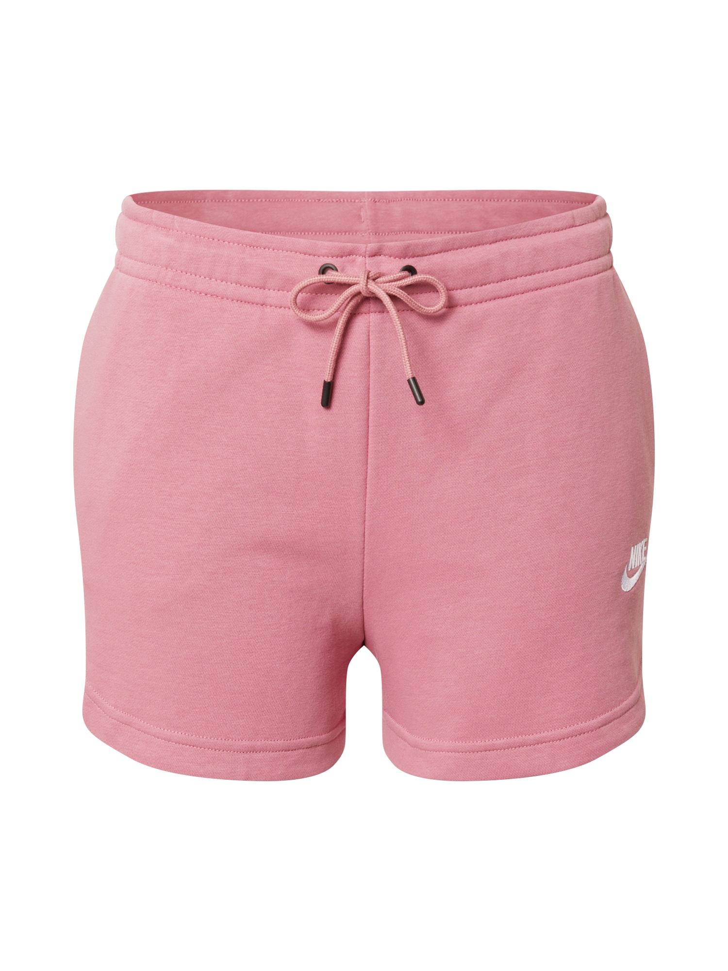 Nike Sportswear Pyžamové nohavice  farba lesného ovocia