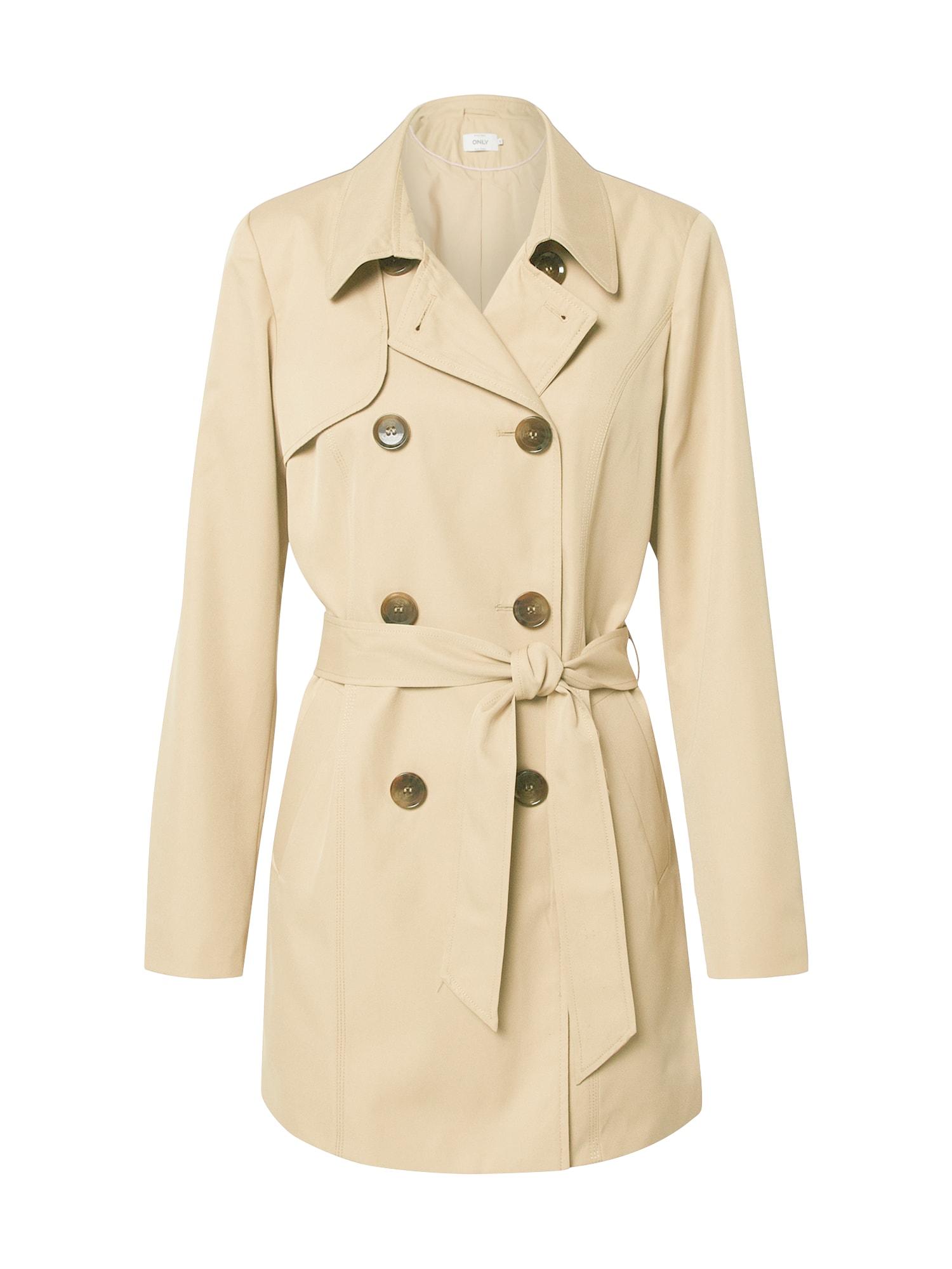 ONLY Rudeninis-žieminis paltas 'ONLVALERIE' smėlio