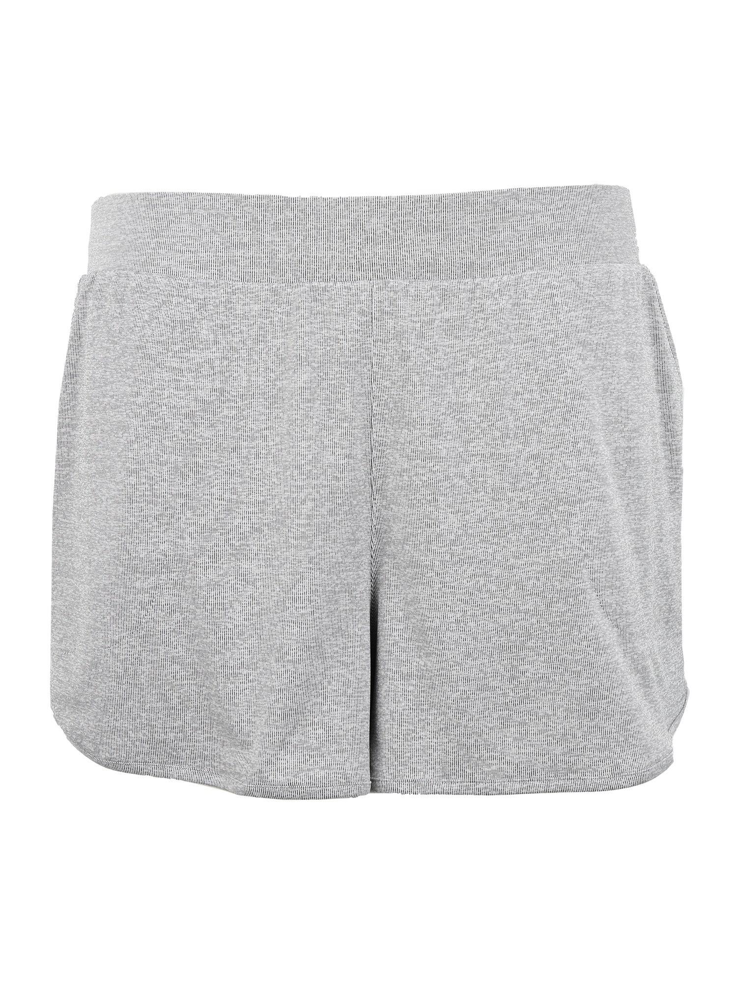 NIKE Sportinės kelnės pilka / juoda