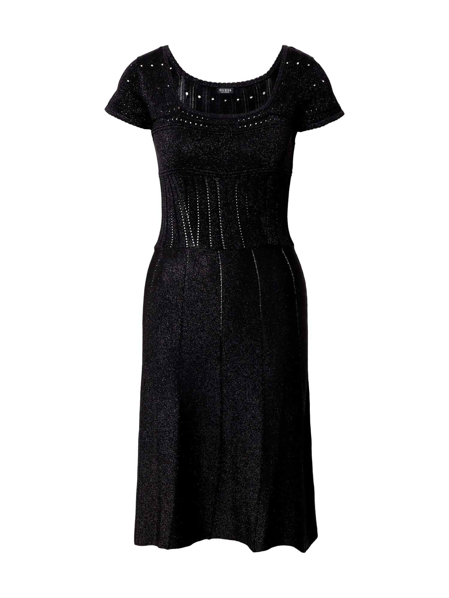 GUESS Šaty  čierna