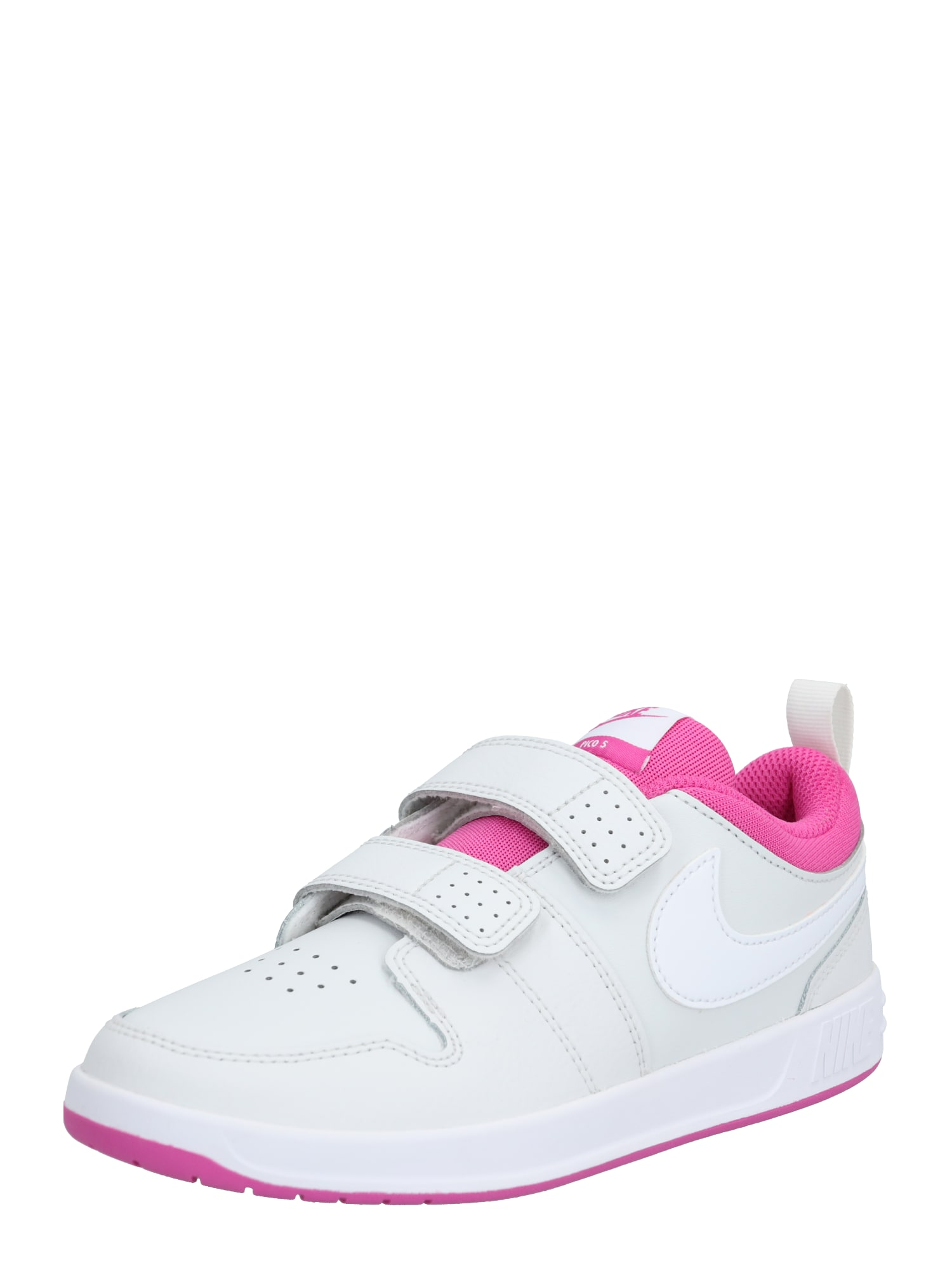 Nike Sportswear Tenisky 'Pico 5'  biela / ružová