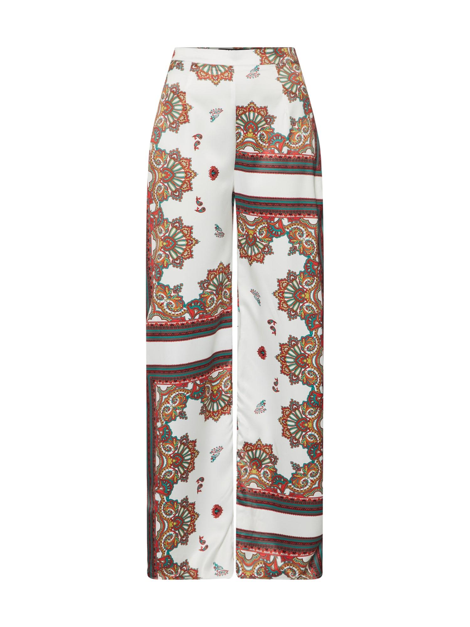 Missguided Kalhoty bílé