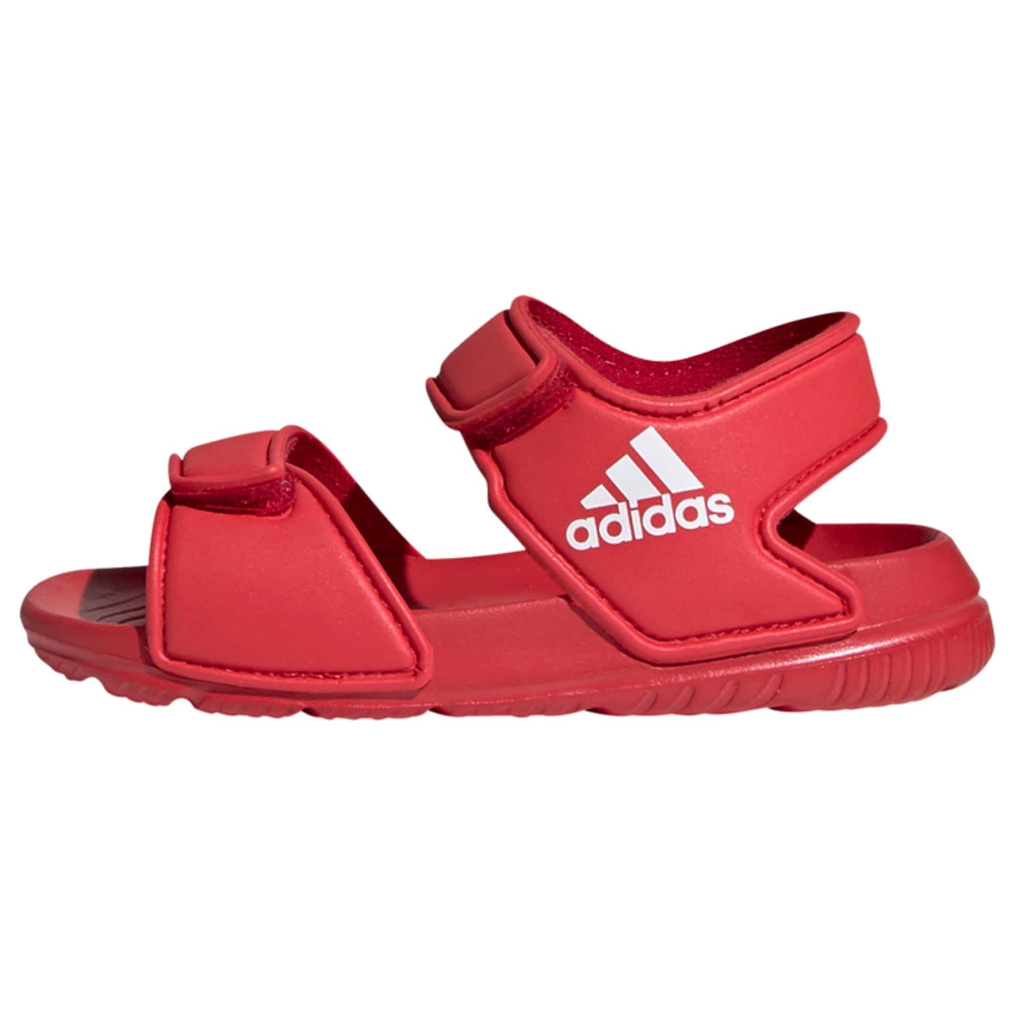 ADIDAS PERFORMANCE Sandalai / maudymosi batai raudona