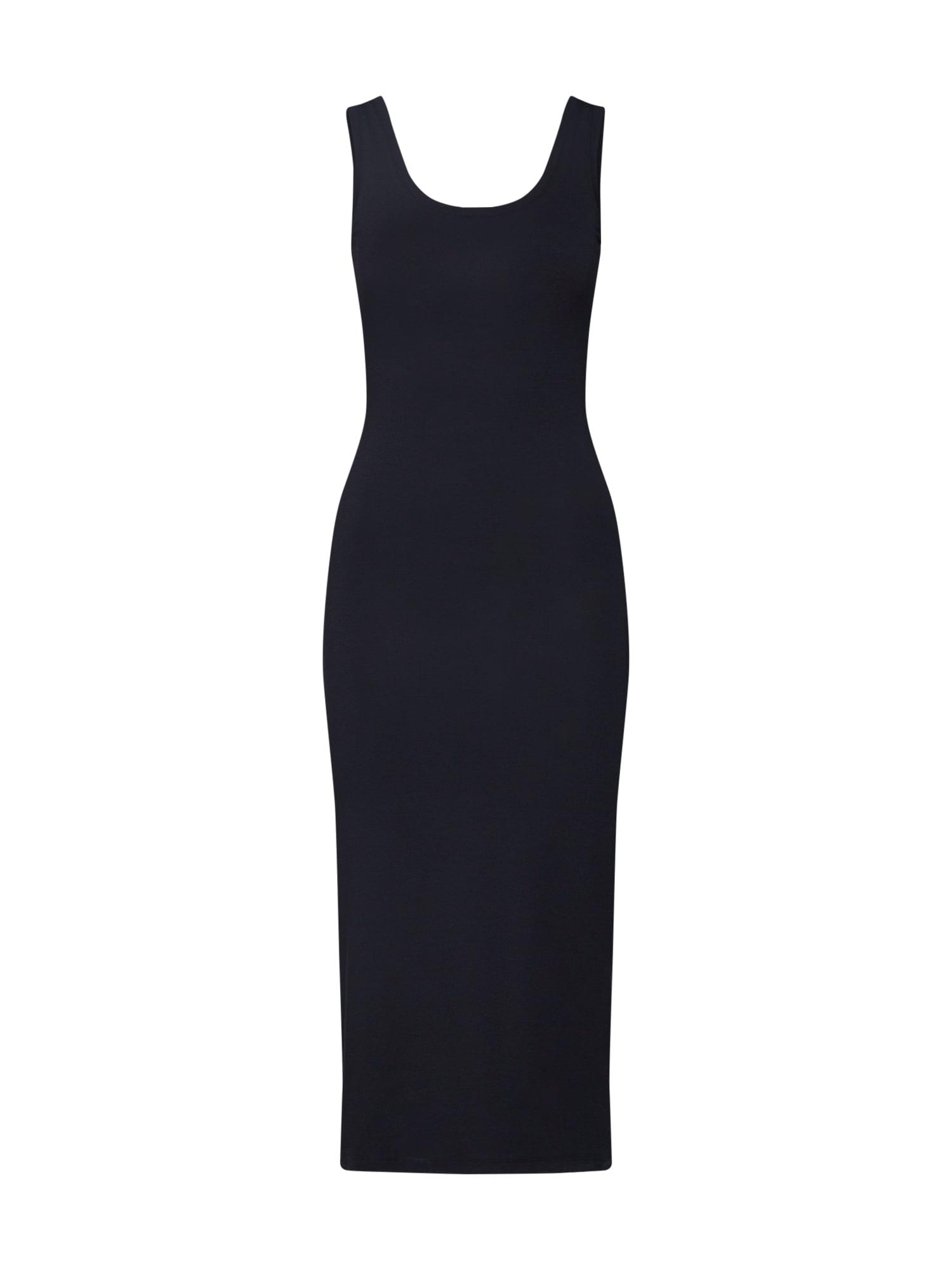 modström Šaty 'Tulla X-Long'  čierna