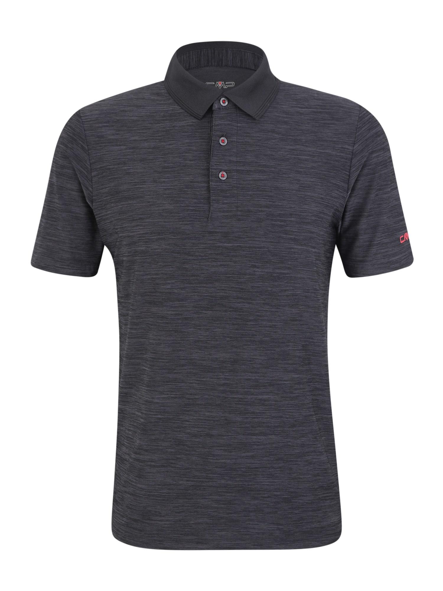 CMP Marškinėliai antracito