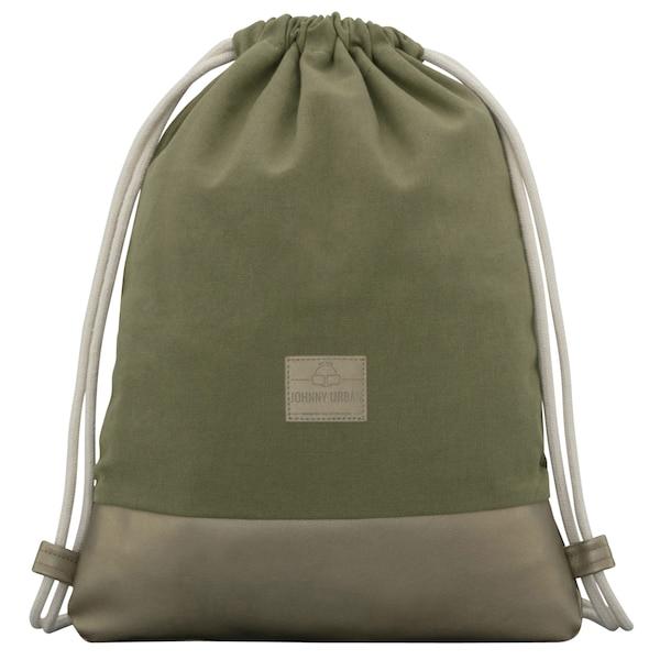Sporttaschen für Frauen - Turnbeutel 'Luke' › Johnny Urban › grün silber  - Onlineshop ABOUT YOU