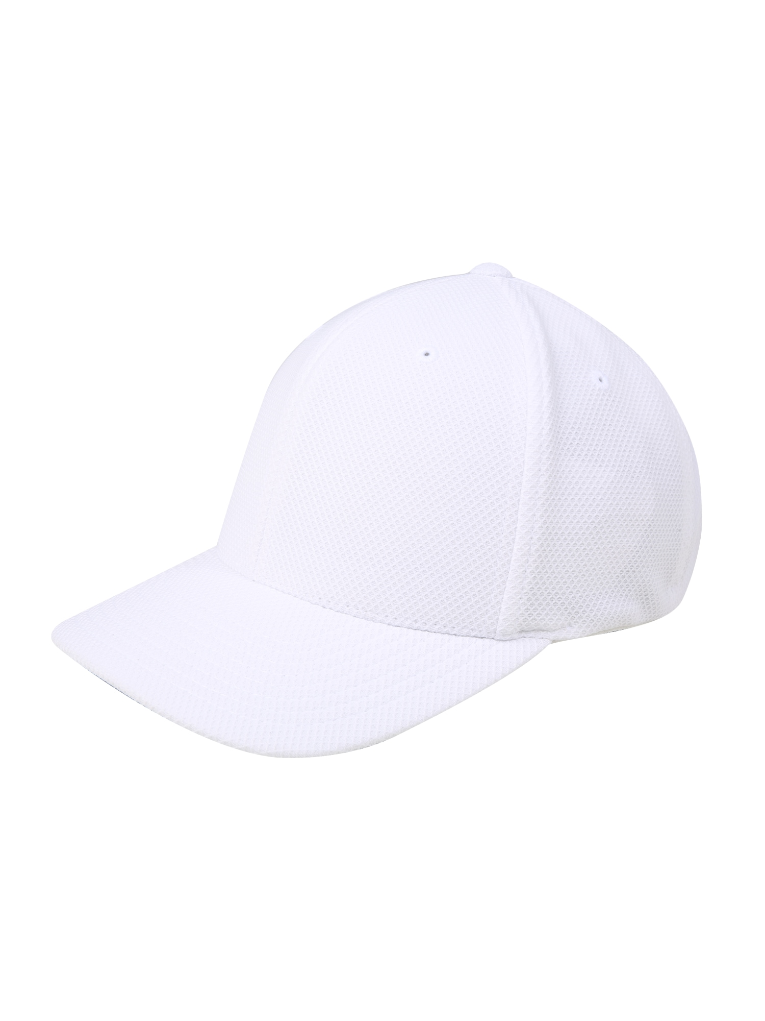 Kšiltovka 110 Velcro Hybrid bílá Flexfit