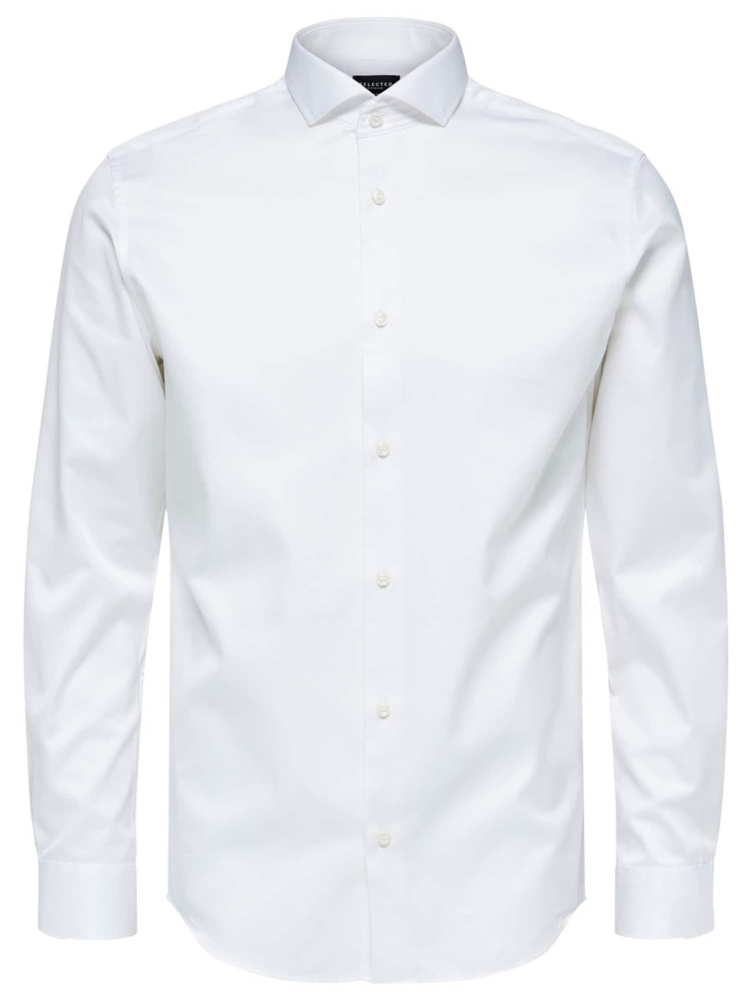 SELECTED HOMME Marškiniai balta