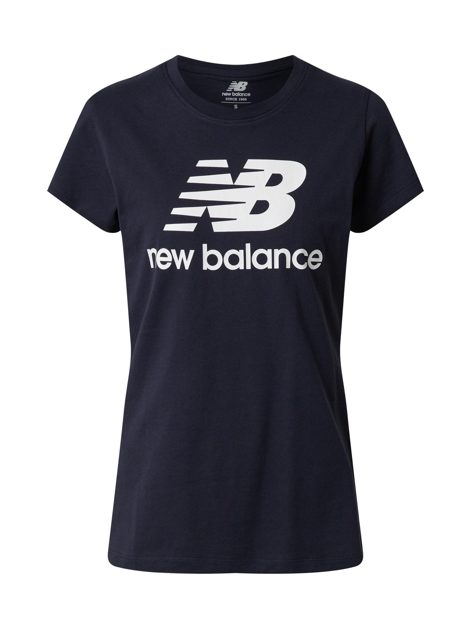 new balance Tricou  albastru închis