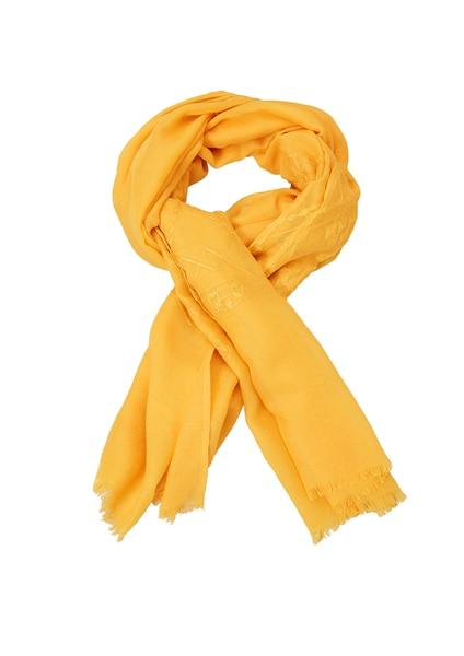 Schals für Frauen - S.Oliver RED LABEL Webschal gelb  - Onlineshop ABOUT YOU