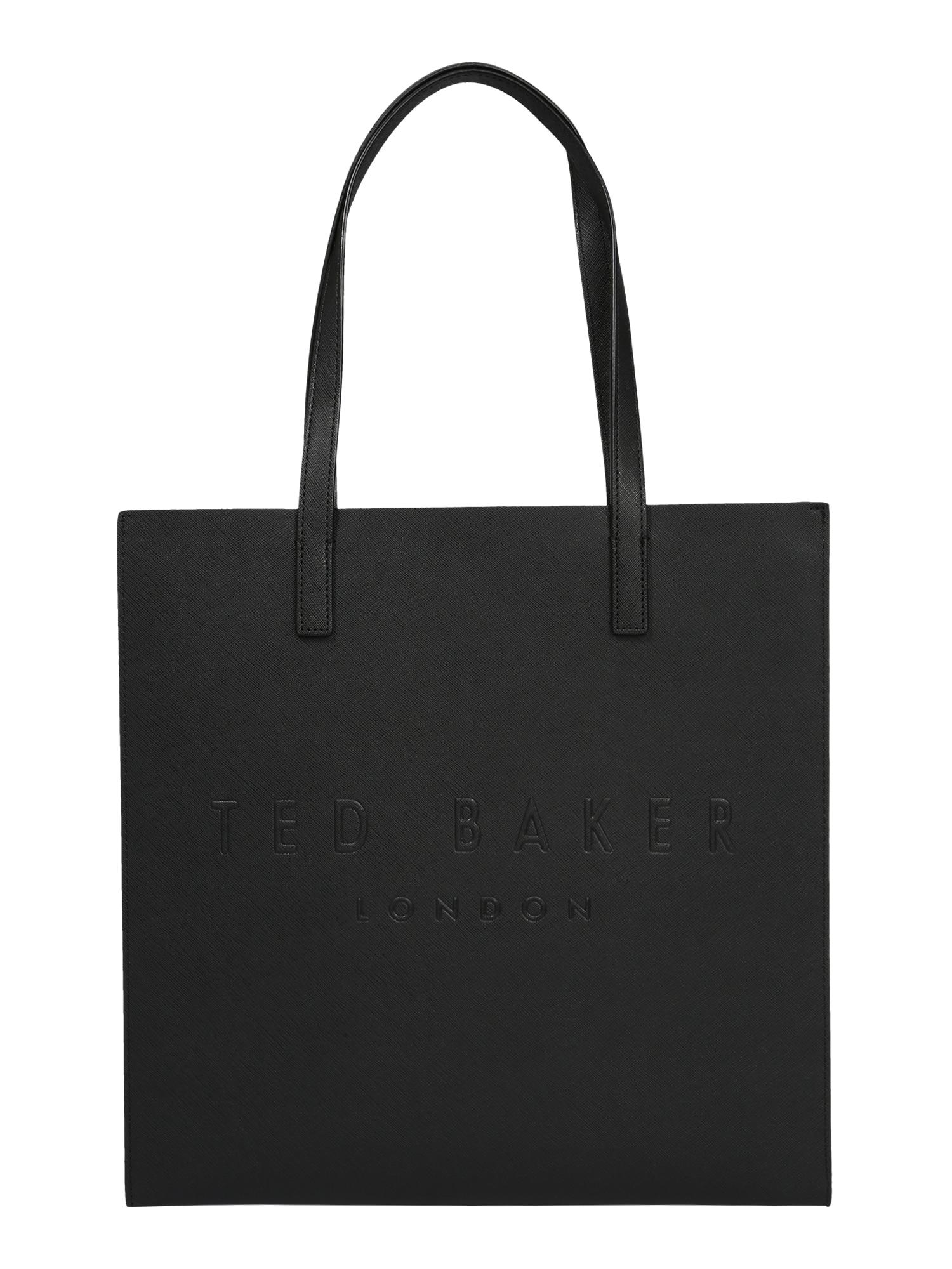 Ted Baker Nákupní taška 'Soocon'  černá