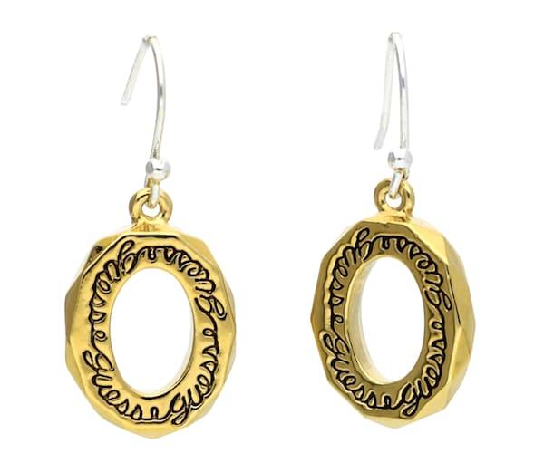 Ohrringe für Frauen - GUESS Ohrhänger 'UBE81050' gold silber  - Onlineshop ABOUT YOU