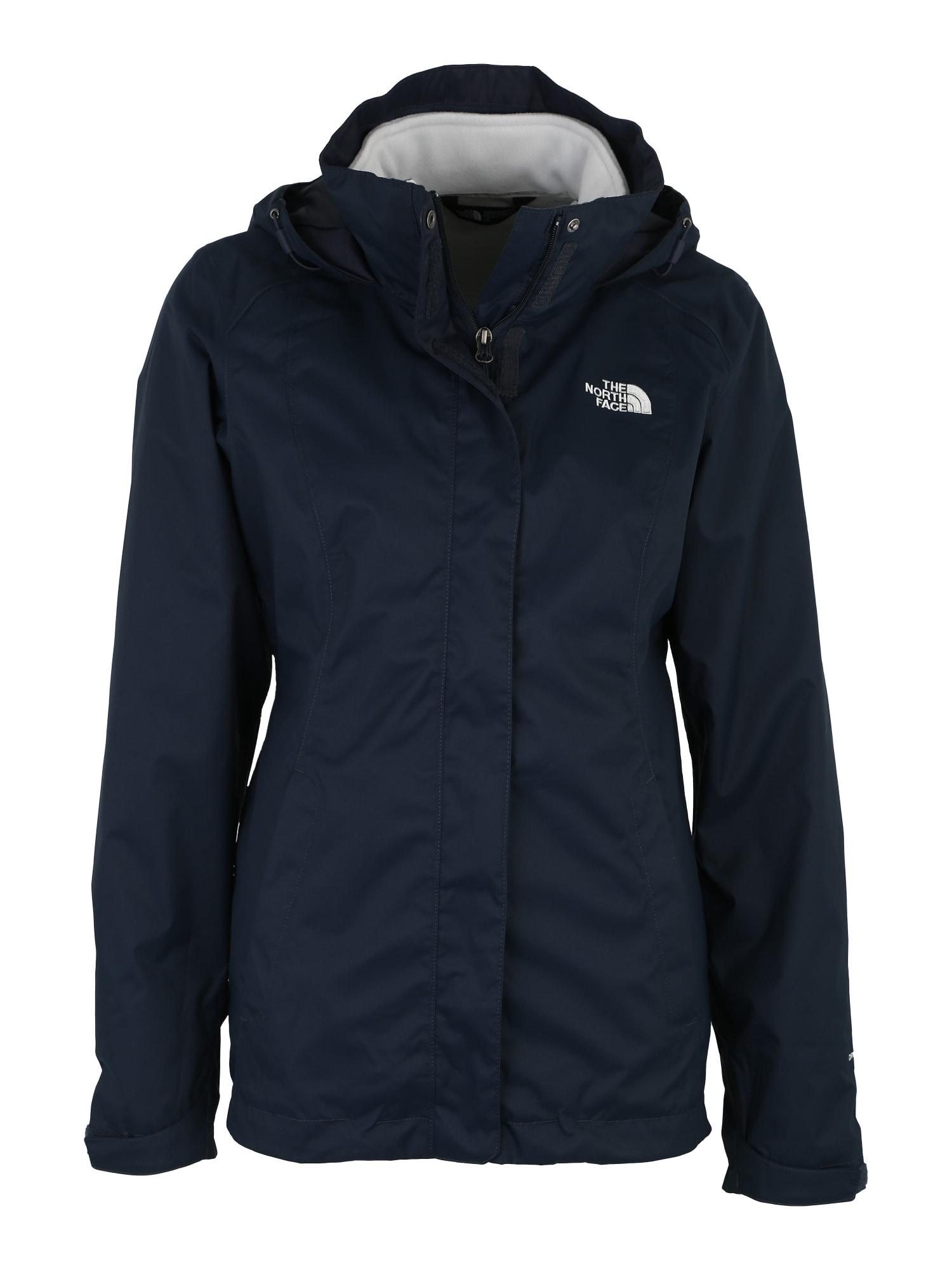 Outdoorová bunda Evolve námořnická modř šedá THE NORTH FACE
