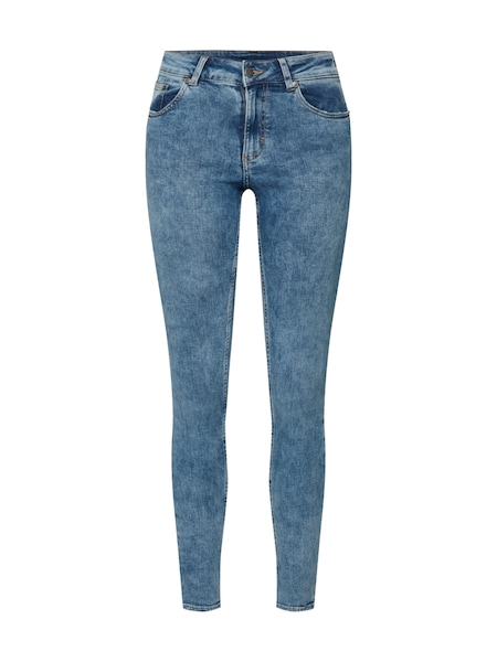 Hosen - 'Mid Skin' Skinny Jeans › Cheap Monday › blue denim  - Onlineshop ABOUT YOU