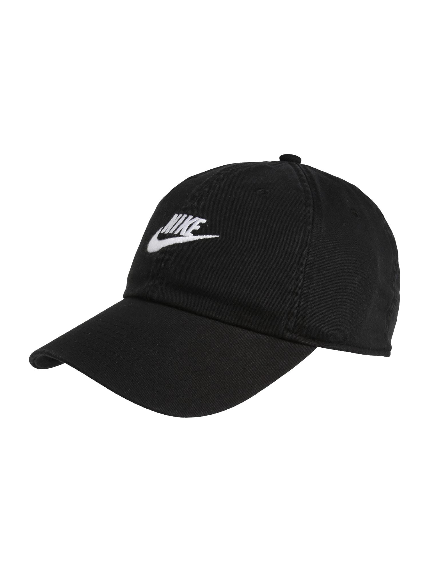 Nike Sportswear Kepurė juoda
