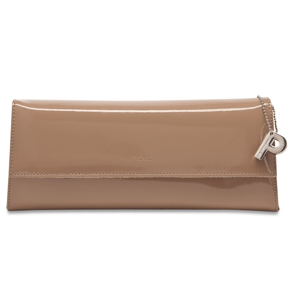 Clutches für Frauen - Picard Auguri Damentasche Leder 26 cm beige  - Onlineshop ABOUT YOU