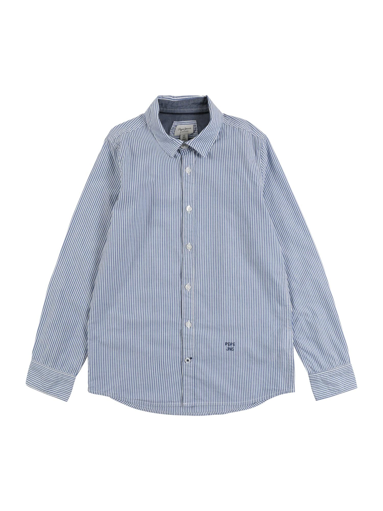 Pepe Jeans Tričko 'RONNIE'  modré