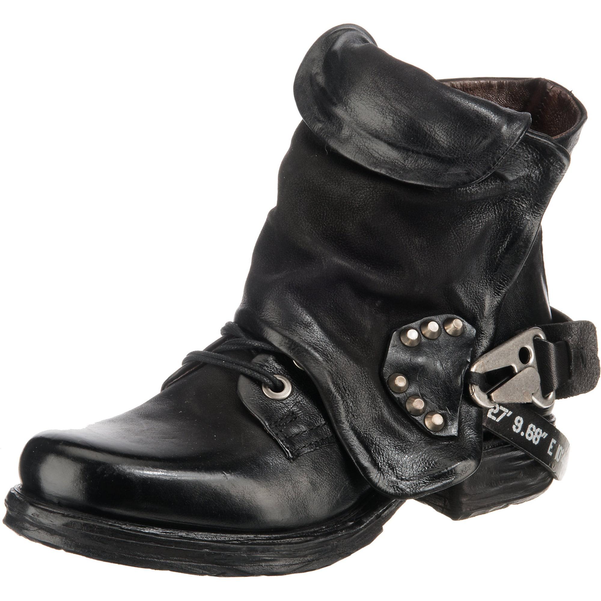 A.S.98 Auliniai batai juoda
