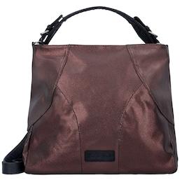 Damen Fritzi Aus Preußen Tasche Helma bronze,  schwarz | 04059065085534