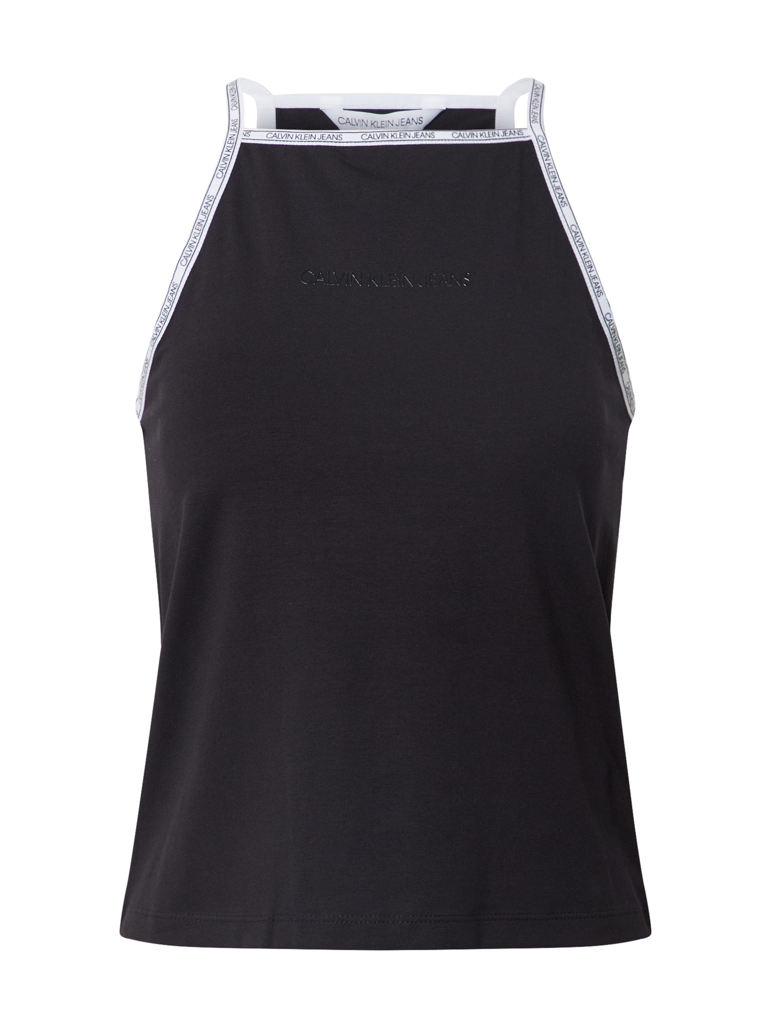 Calvin Klein Jeans Top  černá