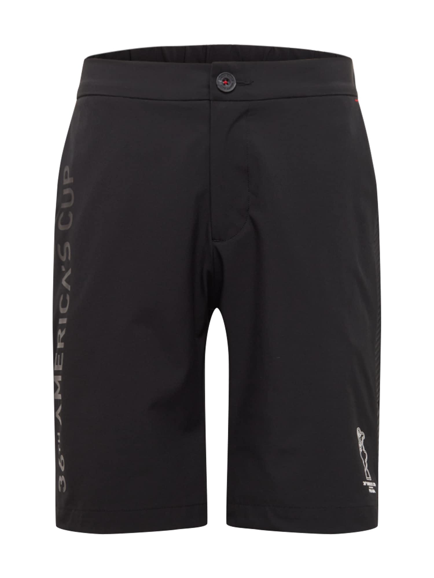 NORTH SAILS presented by PRADA Chino stiliaus kelnės juoda