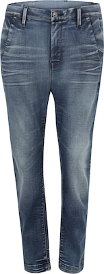 G-STAR RAW Chinohose mit Denimlook 'Bronson Low Boyfriend'