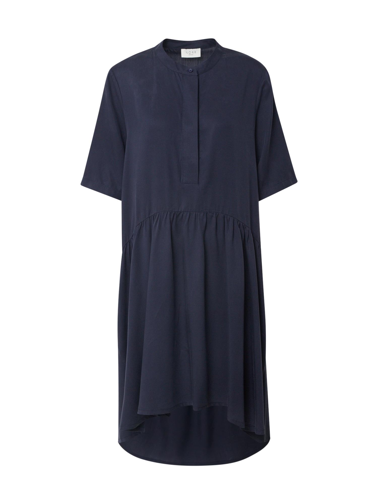 NORR Šaty 'Tenna'  námornícka modrá