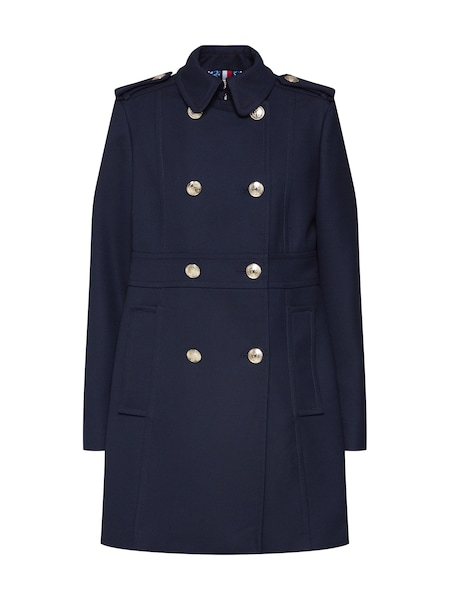 Jacken - Mantel 'MADISON COAT' › Tommy Hilfiger › dunkelblau  - Onlineshop ABOUT YOU