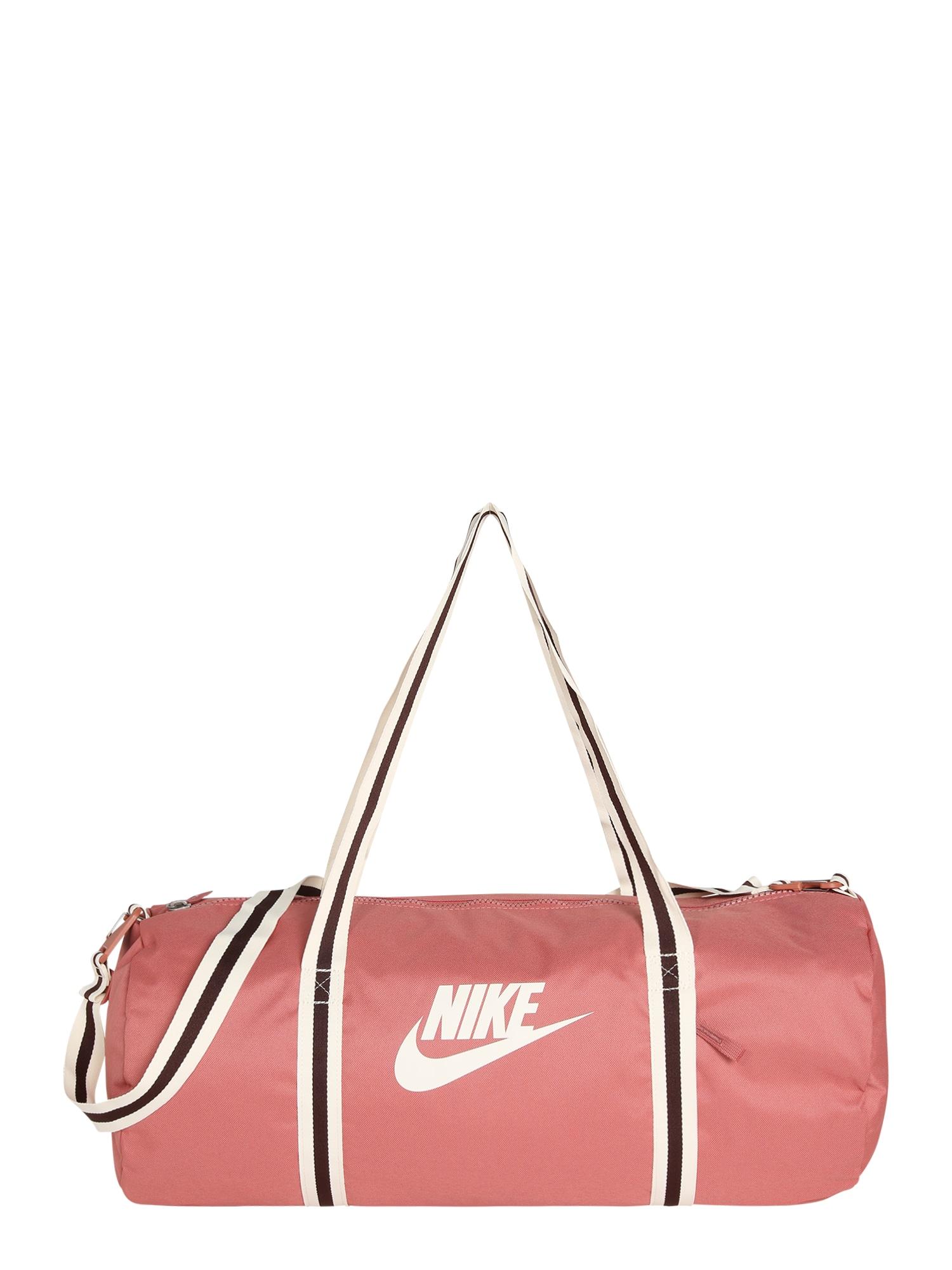 Nike Sportswear Cestovná taška 'Heritage'  staroružová