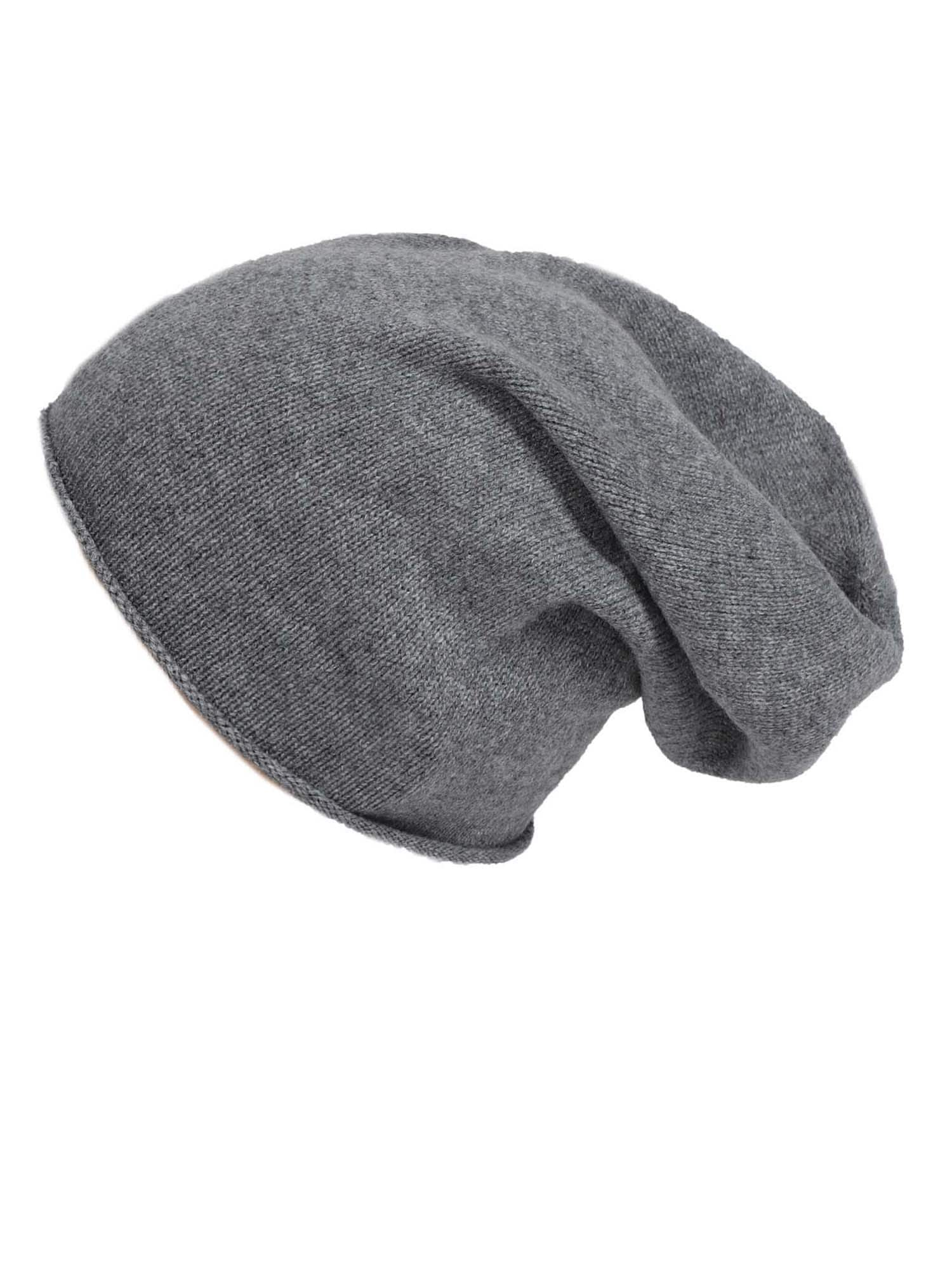 ABOUT YOU Megzta kepurė 'Merle' pilka