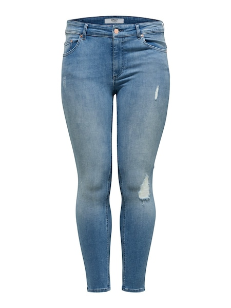Hosen - Jeans 'WILLY' › ONLY Carmakoma › blue denim  - Onlineshop ABOUT YOU