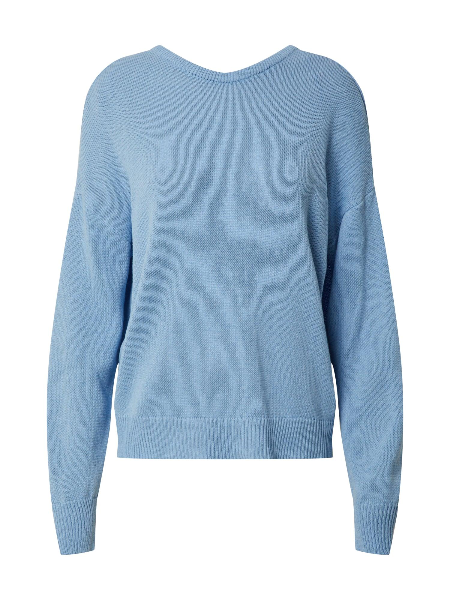 NU-IN Megztinis šviesiai mėlyna