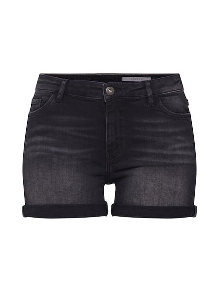 Hosen für Frauen - EDC BY ESPRIT Jeansshorts black denim  - Onlineshop ABOUT YOU