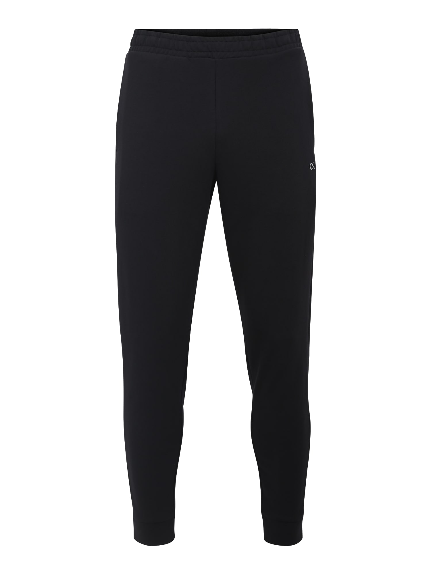 Sportovní kalhoty KNIT PANTS černá Calvin Klein Performance