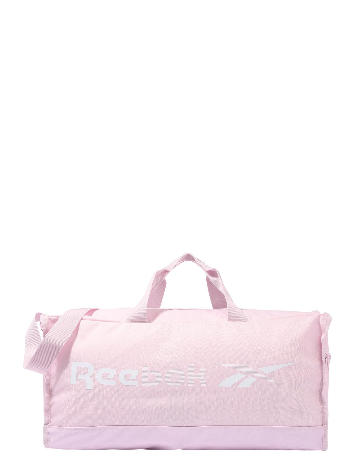 REEBOK Športová taška  pastelovo ružová