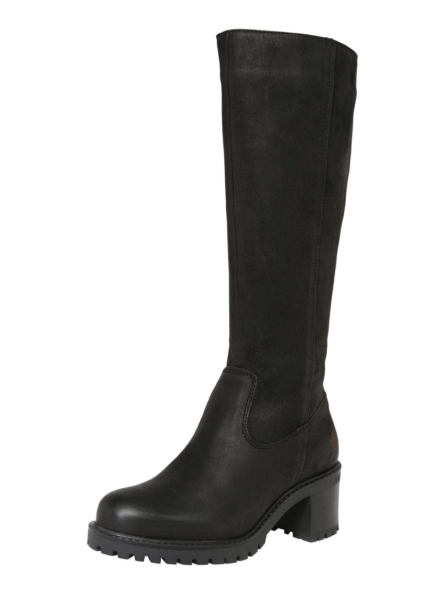 Apple of Eden Auliniai batai su kulniuku 'AW19-ALANA' juoda