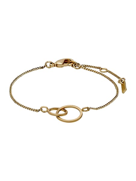 Armbaender für Frauen - Pilgrim Armband 'Harper' gold  - Onlineshop ABOUT YOU