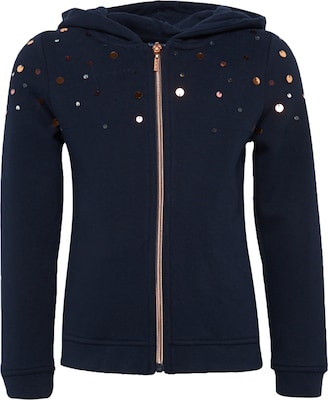 TOM TAILOR Jacke 'sweet hoodie jacket'