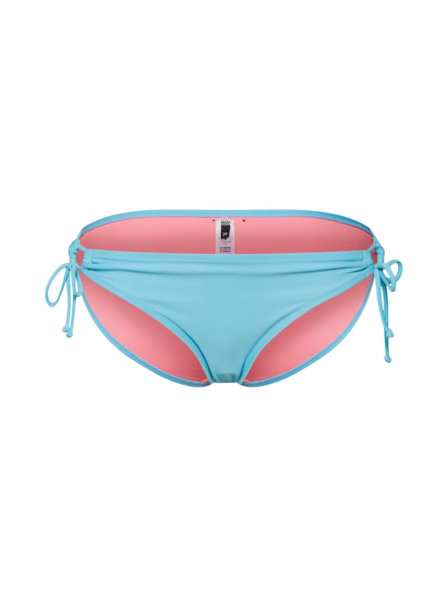 CHIEMSEE Bikinio kelnaitės šviesiai mėlyna